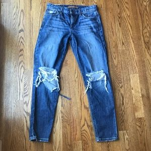 Joe's Jeans Billie Crop Boyfriend Jeans